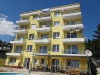 One bedroom sea view apartment in Varna