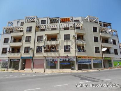 Sea view apartments in Balchik