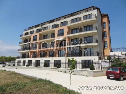 Sea view apartments in Balchik 1