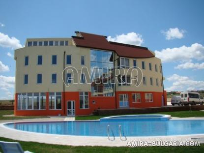 Sea view apartments at Kamchia resort 3