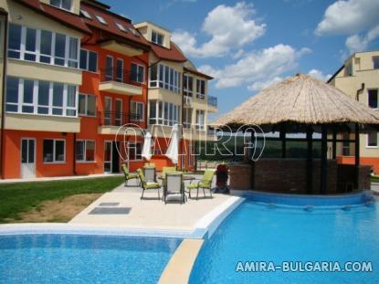 Sea view apartments at Kamchia resort 4
