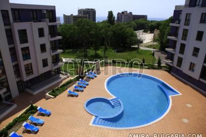 Apartments in Golden Sands resort
